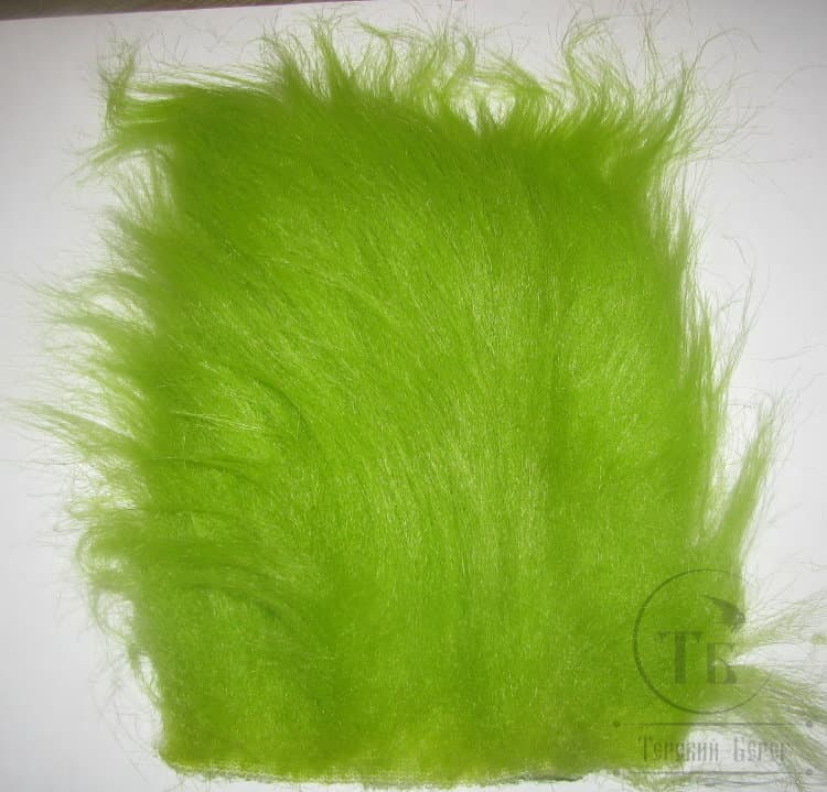 craft fur olive select