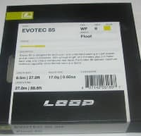 Нахлыстовый шнур LOOP  EVOTEC 85 WF8 Float 17g. 27,9 ft. head 88,6 ft. total