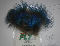 Peacock Blue Breast Super Fly