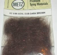 az simi seal dub Metz  dark brown
