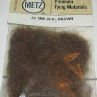 az simi seal dub Metz brown
