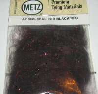 az simi seal dub Metz black /red