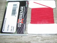 microchenille red Textremе