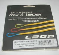 Adapted double hand OPTI front taper # 9-10 ffast intermed - 13