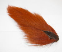 bucktail medium burnt orange