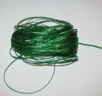 body braid green 1,5 мм 10м
