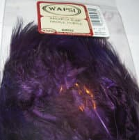 ringneck rump hackle purple  Wapsi