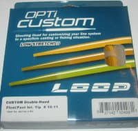 шнур OPTI Custom DH 10-11 float /fast int