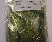 angel dub caddis ice   Terskibereg