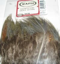 ringneck rump hackle natural  Wapsi