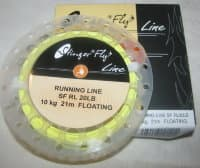 Pаннинг Stinger Fly 20 lb 10 kg 21 м yellow Floating