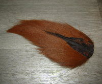 bucktail medium rust