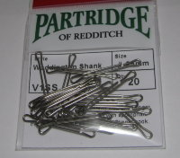 Partridge Weddington Shank S Steel 25 mm (20 шт)
