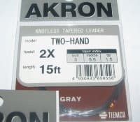 two hand akron 2X