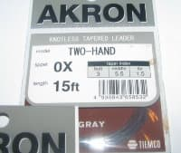 two hand akron 0X
