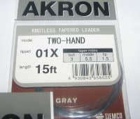two hand akron 01X