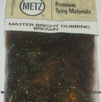 Даббинг Мaster Bright dubb brown Metz