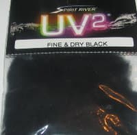 даббинг  Fine & Dry UV2 Spirit River black
